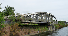 Warrington- Knutsford Road Swing Bridge