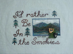 I'd Rather be in the Smokies - 3-29-2020