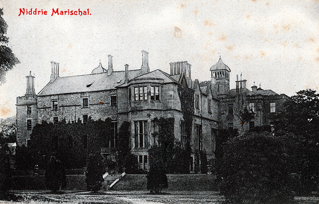 Ipernity niddrie marischal house edinburgh lothian for Classic house edinburgh