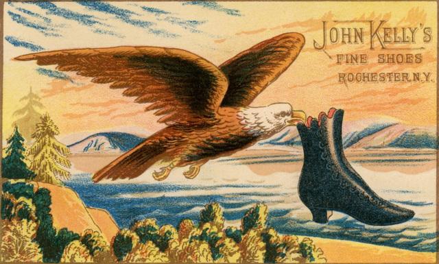 John Kelly's Fine Shoes, Rochester, N.Y.