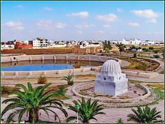arrivo a Kairouan