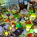 AbuDhabi : al Marina Mall è l'ora di uno spuntino tra arabi residenti