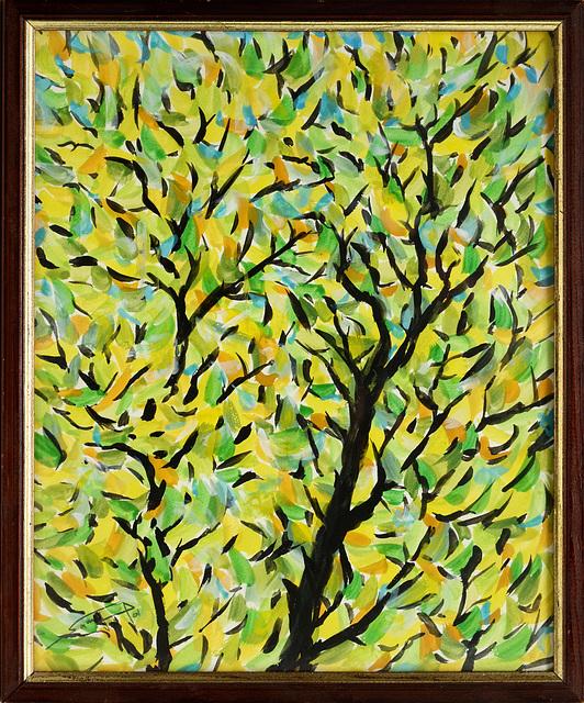 Feuillage d'automne (2001)