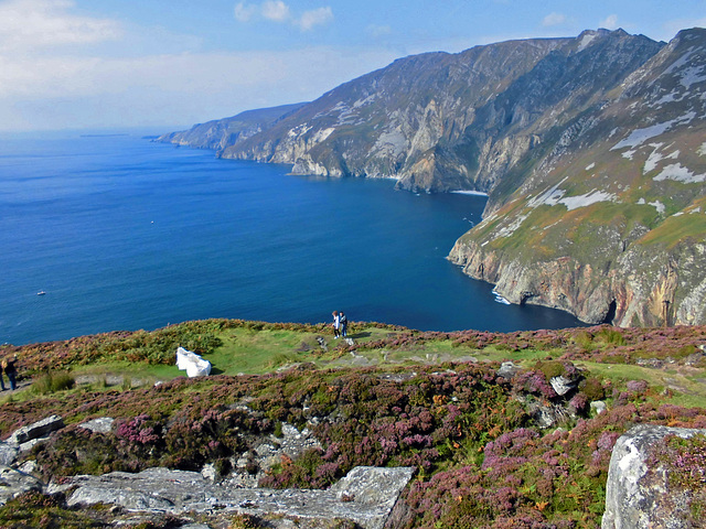 Slieve League, Co. Donegal, Irland