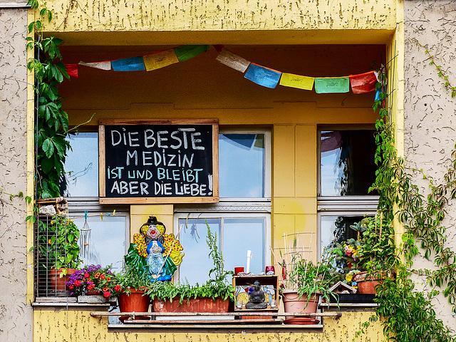 Berlin. Kreuzberg. Paul-Lincke-Ufer. 201506