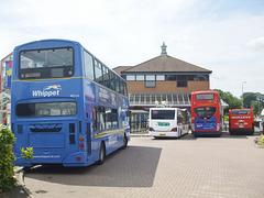 DSCF4549 Newmarket bus station - 22 Jul 2016