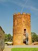 Greifswald, alter Turm am Museumshafen