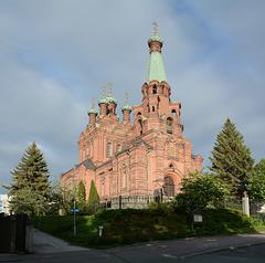Finland, Tampere Ortodox Church