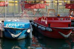 Nouvel équipement de la police et des pompiers