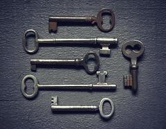 Keys Without Locks