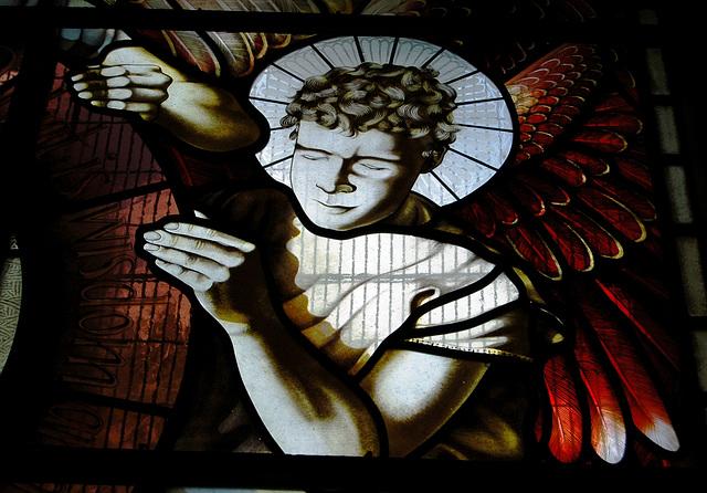Jewelry Quarter Window, St Paul's Church, St Paul's Square, Birmingham, West Midlands