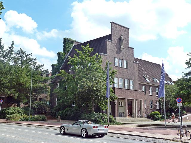 Das Wedeler Rathaus
