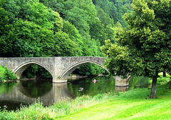 BE - Bouillon - Pont de Cordemoy