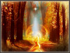 s'en remettre à la lumière divine BON DIMANCHE BISOUS
