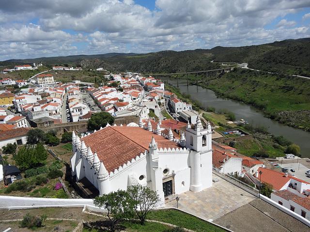Mertola Portugal