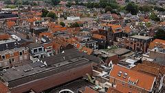 Alkmaar from above