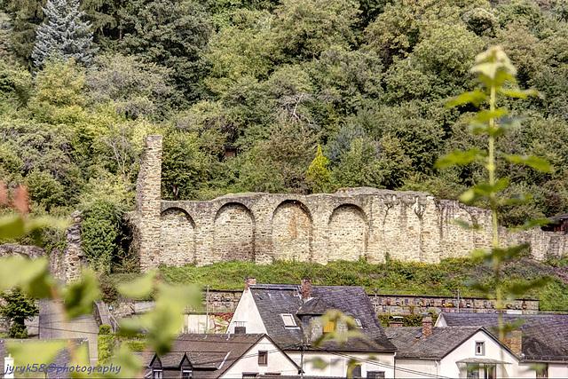 Stadtmauer - Dausenau