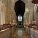 St Edmundsbury Cathedral.  The choir.