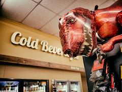 Supermarket Dinosaur