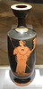 Lekythos with Athena Attributed to the Tithonos Painter in the Metropolitan Museum of Art, March 2018