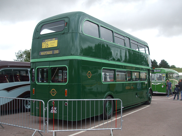 DSCF4734 London Green Line RCL2233 (CUV 233C) - 'Buses Festival' 21 Aug 2016