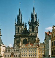 CZ - Prague - Tynsky Church
