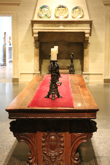 16th Century table (Explored)