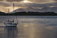 Storm over Mull
