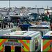 Ambulance rooftops