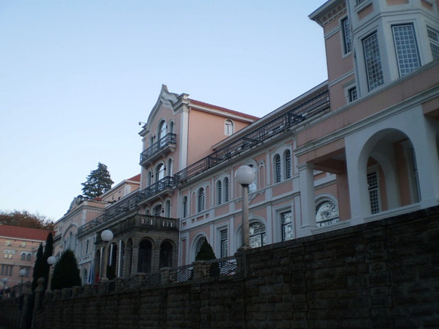 Hotel Palace INATEL.