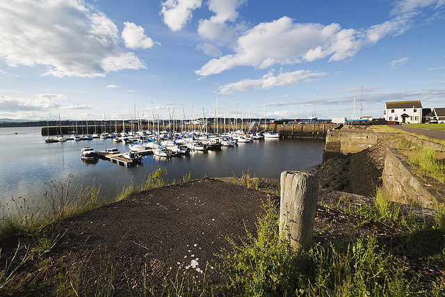 Tayport harbour