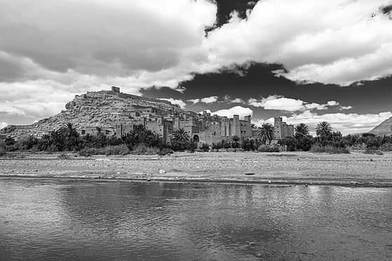 a last view to Ait Ben Haddou