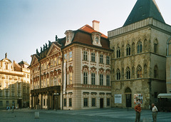 CZ - Prague - Palais Kinsky