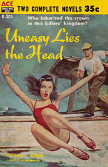 William L. Rohde - Uneasy Lies the Head