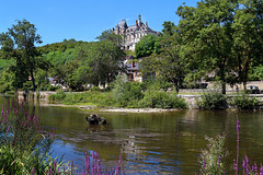 Le Loir à Montigny-Le-Gannelon