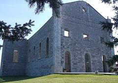Upper Canada catholicism ruins