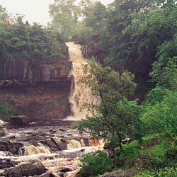 Thornton Force on the River Twiss. (August 1993, scan)