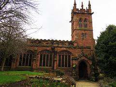 st mary on the hill, chester