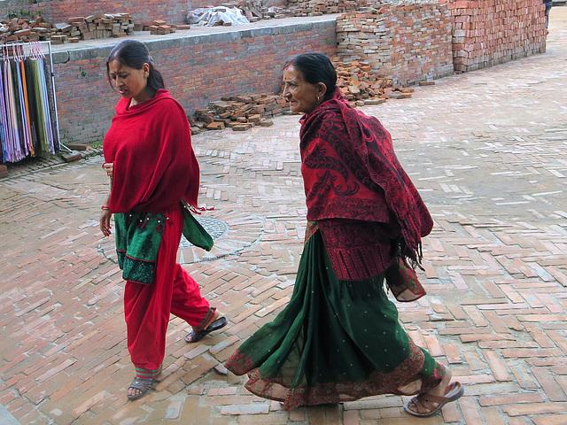 A Bhaktapur (Népal)