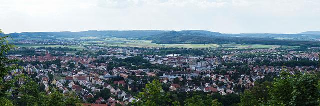 Neumarkt i. d. Opf., Panorama