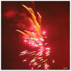 ...up in the sky - Feuervögel...