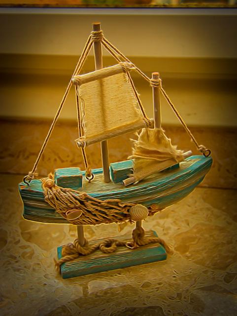 (196/365) I am sailing