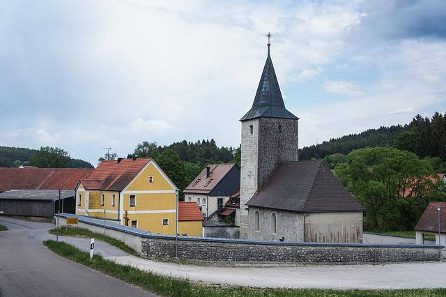 Umelsdorf, Kirche St. Nikolaus (PiP)