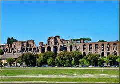 Roma : Le terme di Caracalla