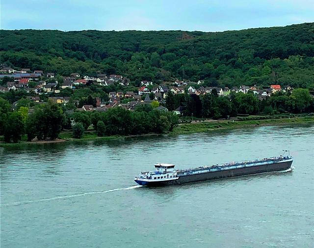 DE - Remagen - Blick von der Apollinariskirche