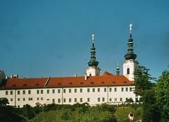 CZ - Prague - Strahov Monastery