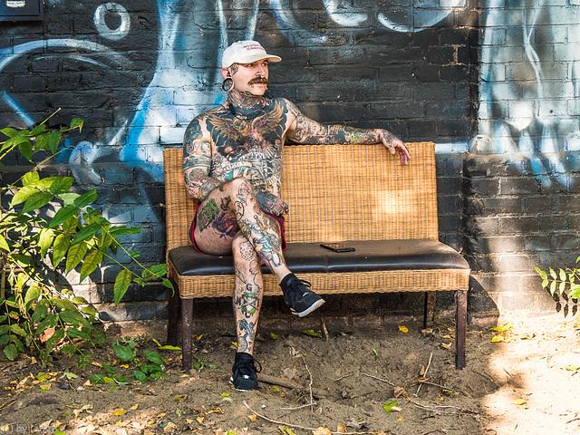 Tatoo Man - Der tätowierte Mann