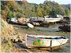 Le cimetière de bateaux à Quelmer (35)