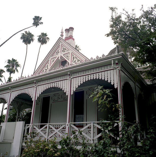 Queen Anne Cottage