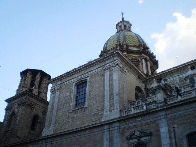 Church of Saint Joseph of the Theatines.